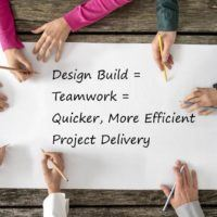 Design-Build – Delivers Projects More Quickly & Efficiently