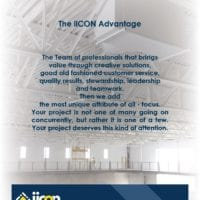 The iiCON Advantage